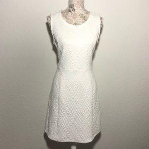 Carmen Marc Valvo Textured Dress size M